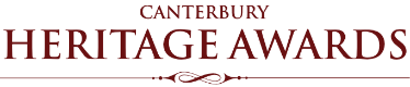 Charitable Trust - Canterbury Heritage Awards