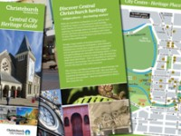 Christchurch City Heritage Walking Guide