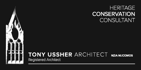 Tony Ussher Architect & Heritage Consultant